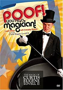 Poof You're a Magician [DVD] [2007] [Region 1] [US Import] [NTSC]