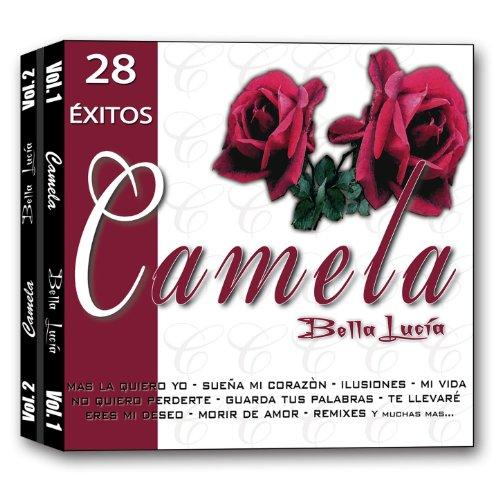 28 Éxitos Camela Bella Lucía