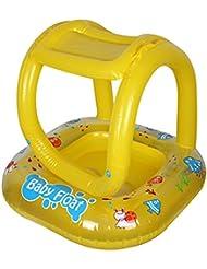 Infantil Piscina inflable Natación Flotador de círculo en las axilas Contiene inflador , sun ring