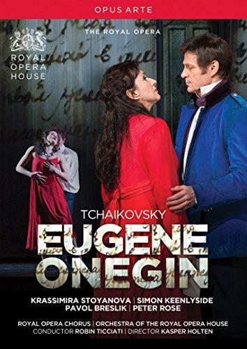 Tschaikowsky, Peter - Eugen Onegin [2 DVDs]