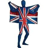 Disfraz de Union Jack para hombre (adulto) (talla M)