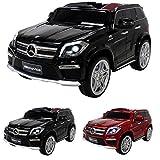 Actionbikes Motors Kinder Elektroauto Mercedes Benz GL63 AMG Original Lizenz Kinderauto Kinderfahrzeug Elektro Auto Spielzeug Für Kinder (Rot)