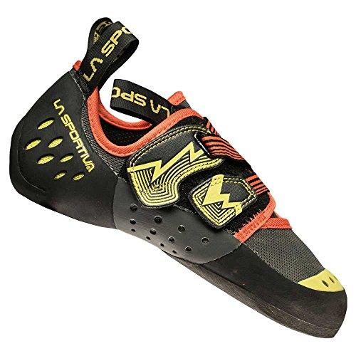 La Sportiva Oxy Gym Scarpa arrampicata carbon/sulphur