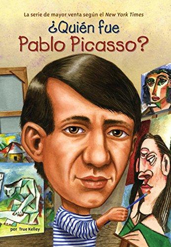 Quien Fue Pablo Picasso? (Who Was...? (Paperback))