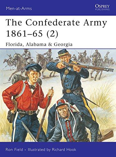Alabama Uniform (The Confederate Army 1861-65 (2):