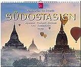 Südostasien - Faszination der Fremde - Myanmar ? Thailand ? Vietnam ? Laos ? Kambodscha: Original Stürtz-Kalender 2020 - Großformat-Kalender 60 x 48 cm -