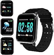 Smart Watch Donna Uomo, Bozlun Smartwatch Orologio Sport GPS Cardio Fitness Activity Tracker Pedometro Calorie