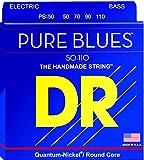 Dr Cordes Pb-50Pure Blues Cordes pour basse