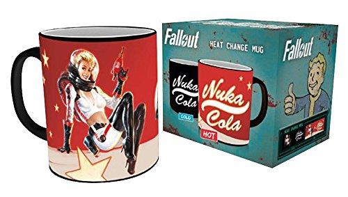 Tazza ad Effetto Termico Fallout - Nuka Cola