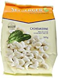Image of Seeberger Cashewkerne, 1er Pack (1 x 500 g Packung)