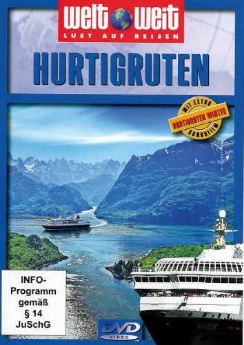 Hurtigruten - welt weit (Bonus: Hurtigruten Winter)