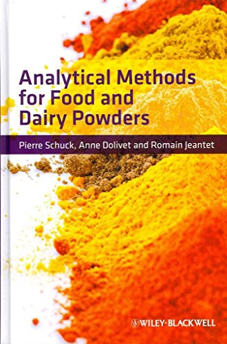 [(Analytical Methods for Food and Dairy Powders)] [By (author) Dr. Pierre Schuck ] published on (May, 2012)