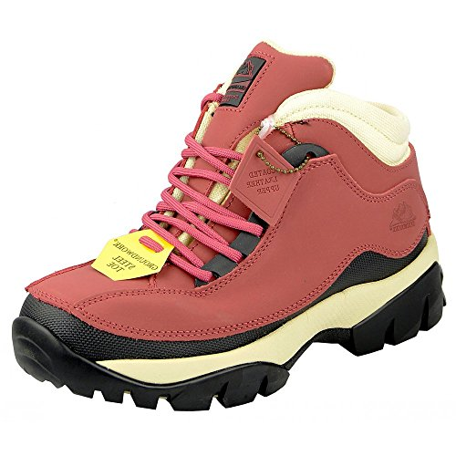 Groundwork - Gr77, Scarpe antinfortunistiche unisex (RED-GR386)