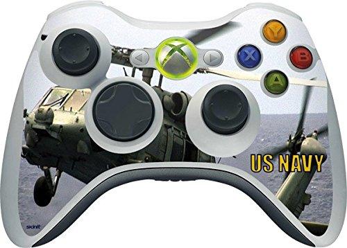 """Xbox360 Benutzerdefinierte UN-MODDED Regler """"exklusiver Entwurf - US Navy Helo"""""""