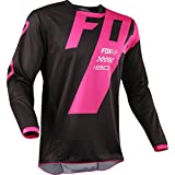 Fox Jersey 180 Mastar, Black, Größe L