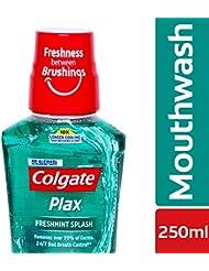 Colgate Plax Fresh Mint Mouthwash - 250 ml
