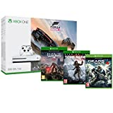 Pack Console Xbox One S 500 Go + Forza Horizon 3 + 3 jeux