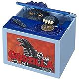 New Godzilla Film-musikalisches Monster bewegen Elektronische Münzen-Geld-Piggy Bank Box