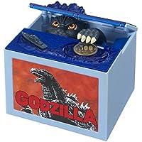 Nuovo Godzilla Film mostro musicale in movimento elettronico della moneta Piggy Bank Box - Moving Elettronico