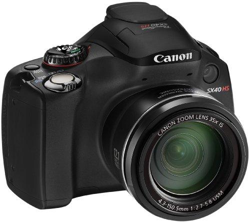 Canon – PowerShot SX40 HS Digitalkamera_2