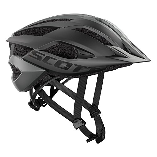 Scott Arx MTB Fahrrad Helm schwarz 2019: Größe: L (59-61cm)