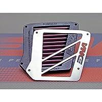 Sport filtro de aire DNA Stage 2con apertura de acero Yamaha XT 660R dm01104–06
