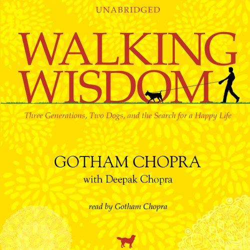 Walking Wisdom  Audiolibri