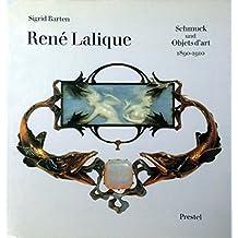 Rene Lalique, Schmuck und Objets d' art 1890-1910