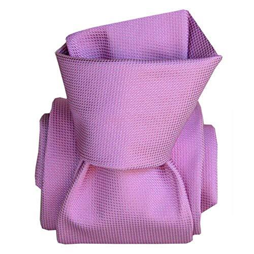 Segni et Disegni - Cravate Classique Segni Disegni, Luiji Mauve