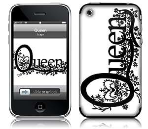 MusicSkins Queen Logo Skin for Apple iPhone 2G/3G/3G S