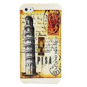 Unbekannt kaufen Schutz-Polycarbonat-Gehäuse für iPhone 4 und 4S (Pisa-Turm-Muster)