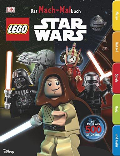 Das Mach-Malbuch LEGO® Star WarsTM (Wars Malbuch Star)