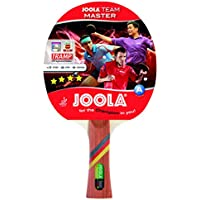 Joola Unisex equipo Master raqueta de tenis de mesa, Multi, un tamaño