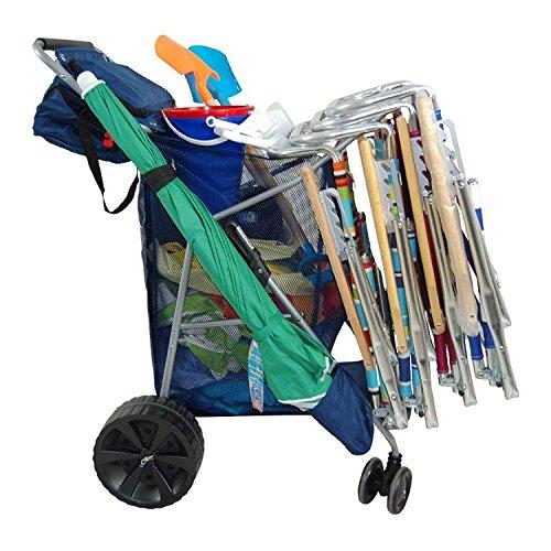 Tommy bahama carro todoterreno para la playa mundo desv n - Carro para playa transportar sillas ...