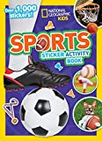 Sports Sticker Activity Book: Over 1,000 stickers!