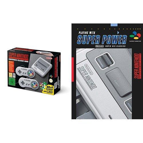 Super Nintendo - Consola SUPER NES Classic Mini + SNES Guía Oficial
