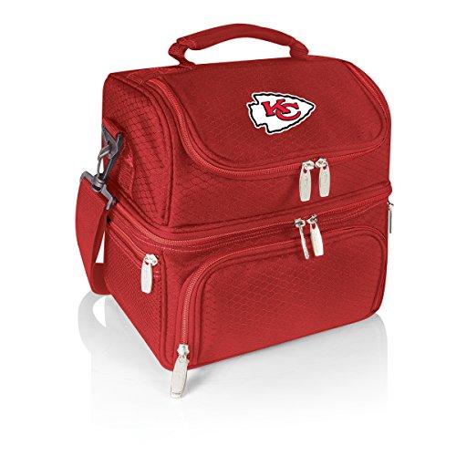 Picnic Time NFL Kansas City Chiefs Pranzo Isolierte Lunch, rot, Einheitsgröße