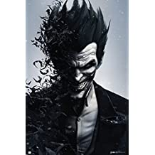 Grupo Erik Editores Batman Joker Arkham Origins - Poster, 61 x 91.5 cm