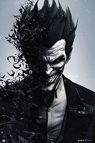 Erik Publishers Group GPE 4908 - Batman Joker Poster, 61 x 91.5 cm