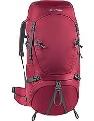 VAUDE Astrum 60+10 M/L Rucksaecke, Dark Indian Red, 79 x 39 x 28 cm