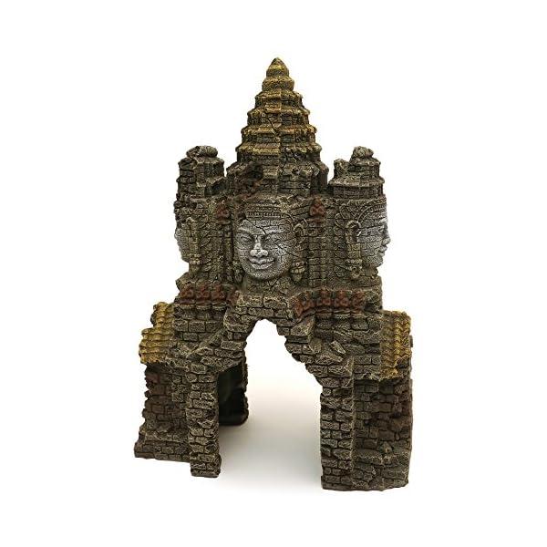 Rosewood Blue Ribbon Ruins Wrecks And Skulls Temple Gate Angkor Thom