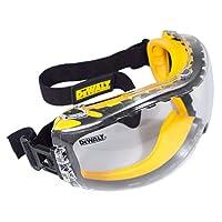 Dewalt Concealer Safety Goggles Dpg82-11 - Clear