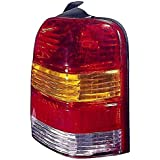 FORD ESCAPE OEM STYLE QP F7313-a Ford Escape PASSENGER Tail Light Lens & Housing by Aftermarket Replacement