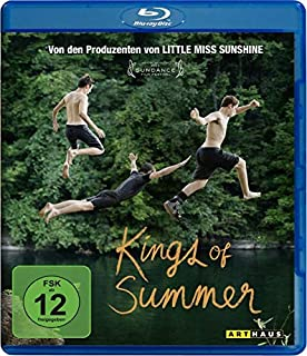Kings of Summer [Blu-ray]