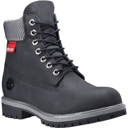 Timberland Mens 6 Inch Premium Plain Toe Helcor Black Relife Helcor Boot - 14 6-zoll Plain Toe Boot
