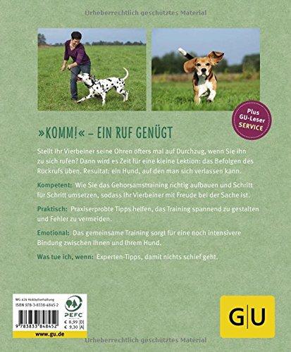 Rückruf-Training für Hunde: So gelingt es Schritt für Schritt (GU Tierratgeber) - 2