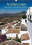 Andalusien - Das Land der weißen Städte und Dörfer (Wandkalender 2019 DIN A3 hoch): Andalusische Architektur (Monatskalender, 14 Seiten ) (CALVENDO Orte) - Walter J. Richtsteig