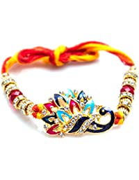 VIBHAVARI Elegant Rakhi for Beloved Brother