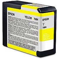 Epson Ink Cartridge 80ml - Yellow