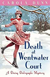 Death at Wentwater Court (Daisy Dalrymple) by Carola Dunn (2009-08-27)